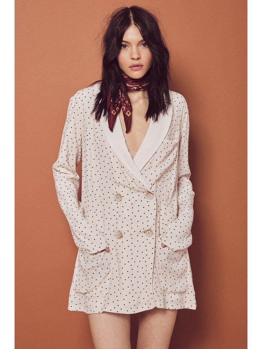 c03b215ad753c For Love & Lemons Bianca Blazer Dress - PR-A-PO