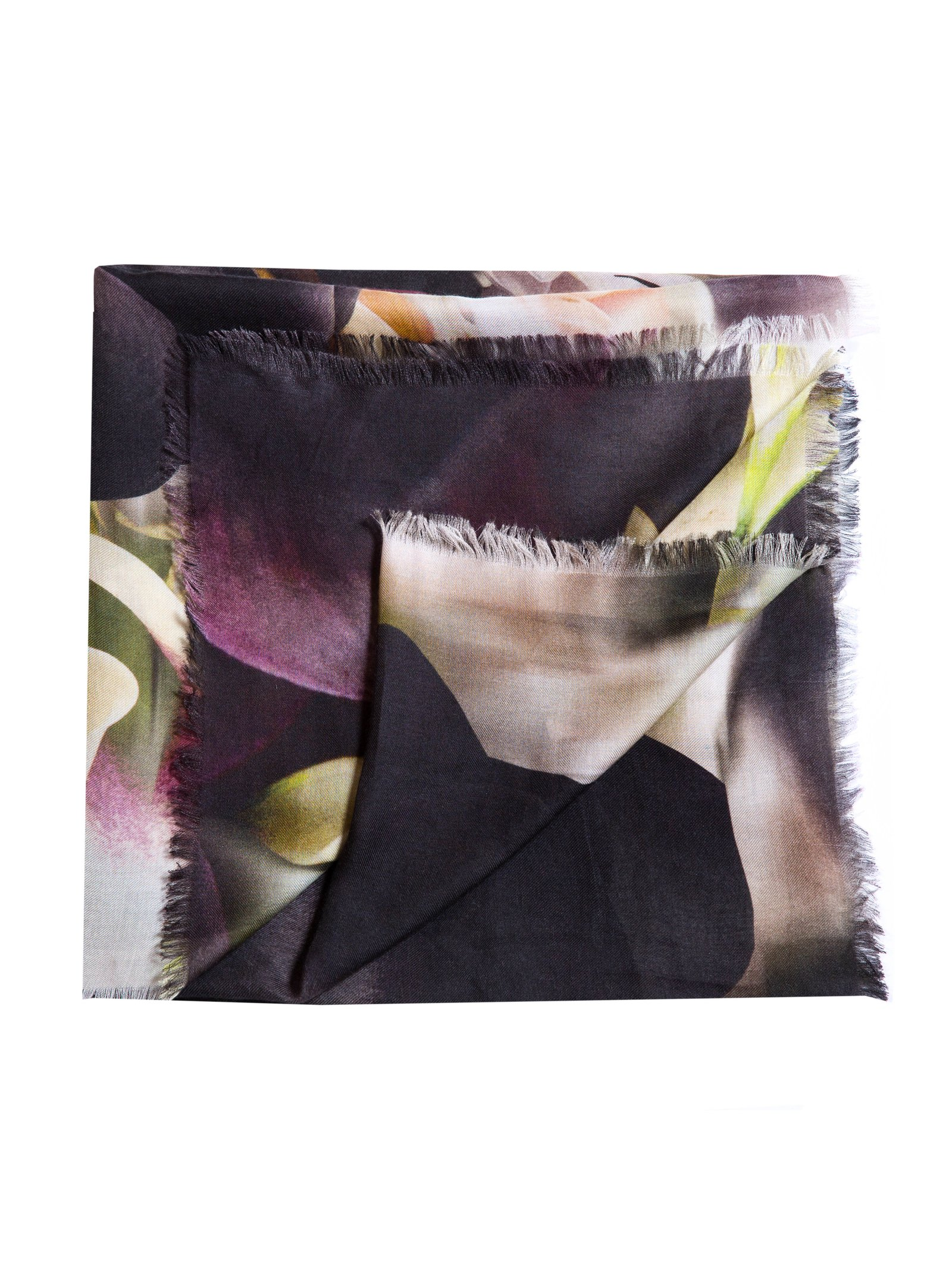 Ternary London DEEP ILLUSION LUXURY CASHMERE SCARF