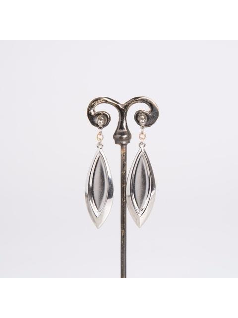 Monoxide Style Argent Earrings
