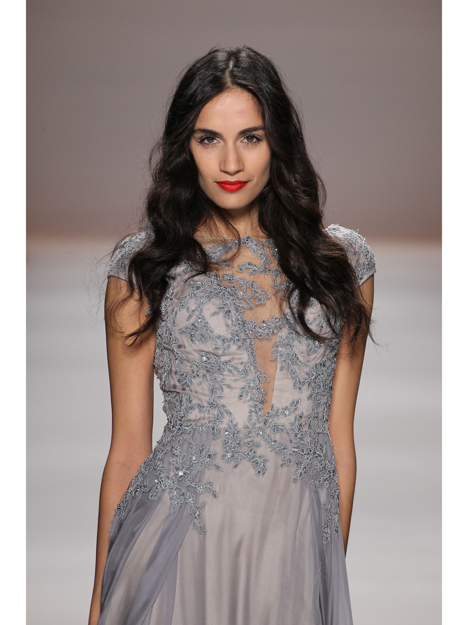 Narces Violet Dress