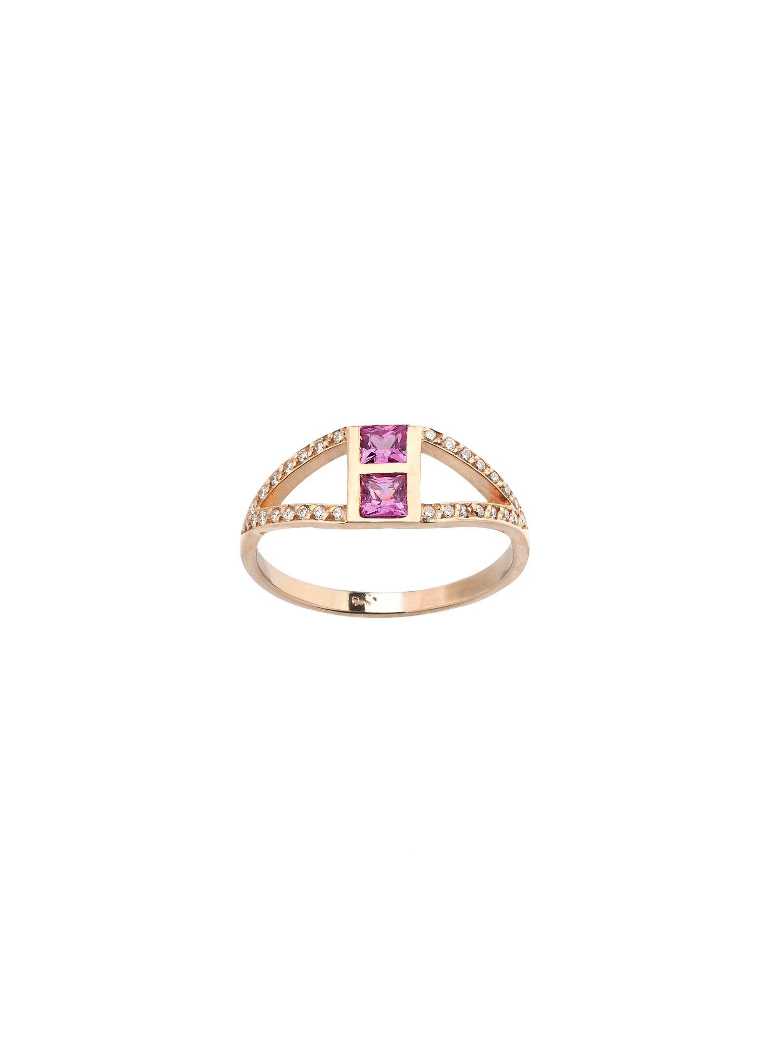 Afew Jewels Boca Ring