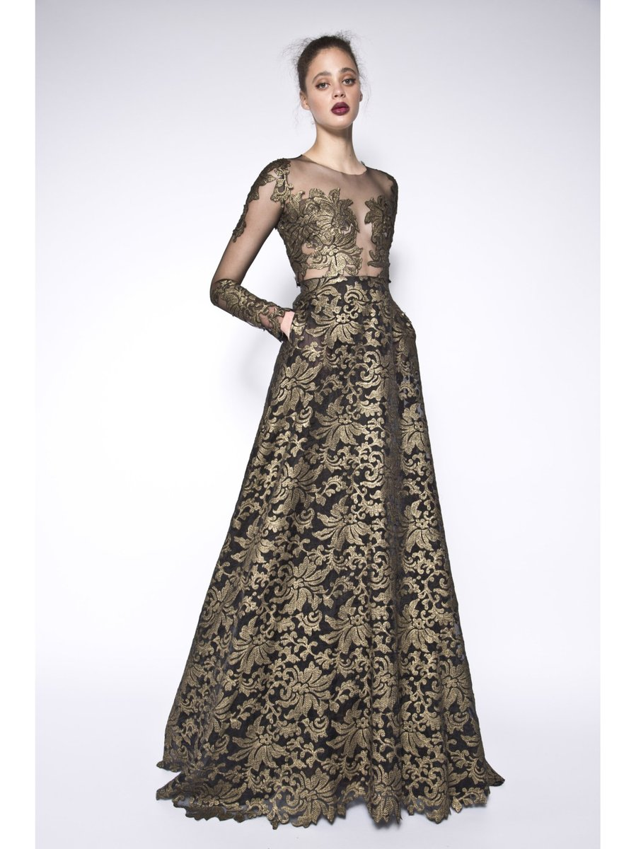 Narces Avalbane Gown