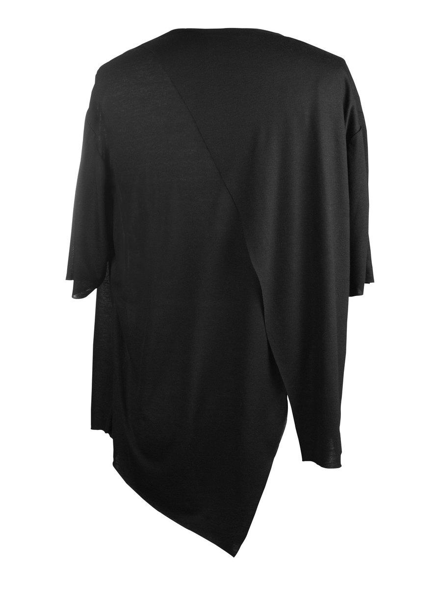 Devlyn van Loon Asymmetric T Shirt