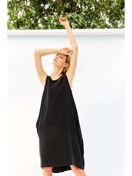 Devlyn van Loon Loose Wrap Dress