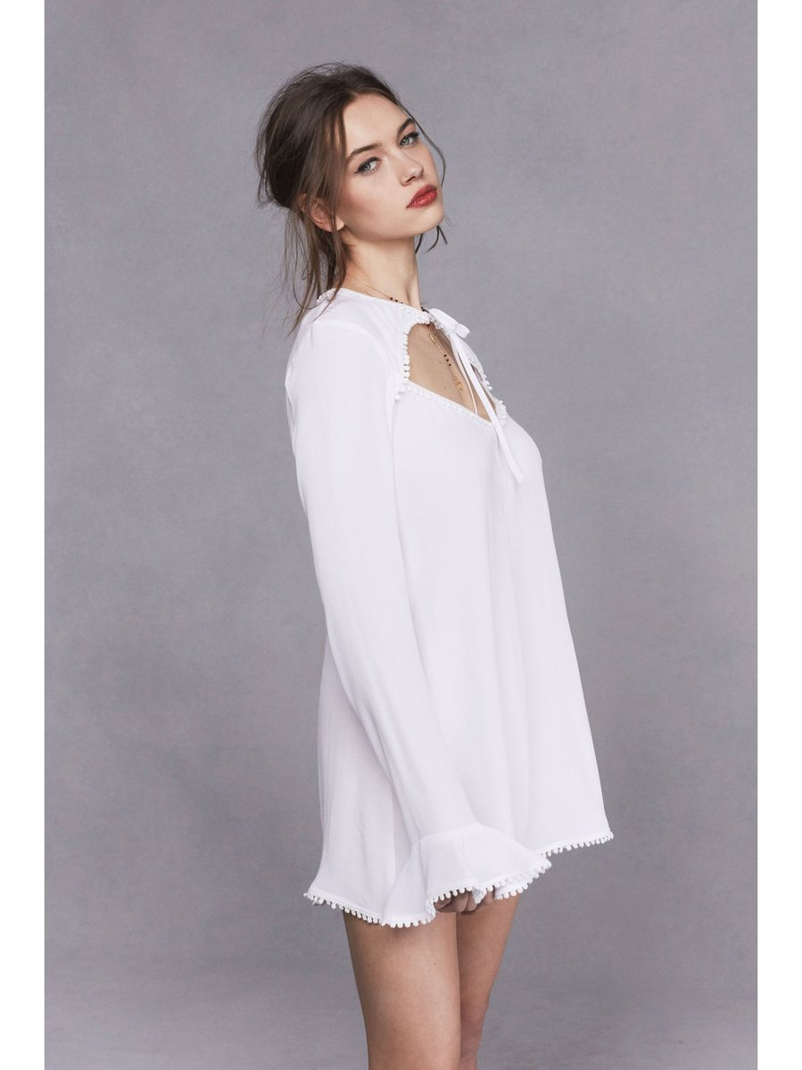 For Love & Lemons Josephina Swing Dress