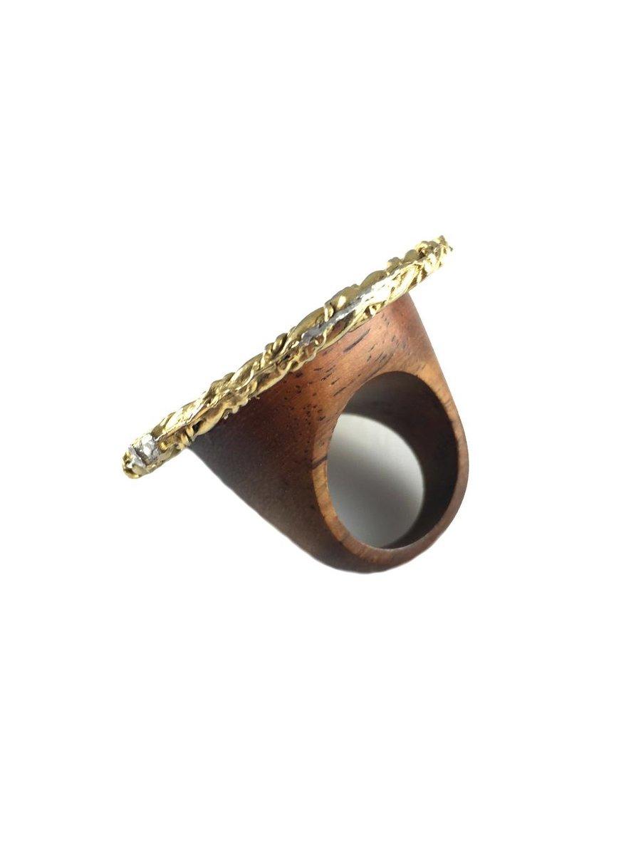MizDragonfly Spartacus Ring