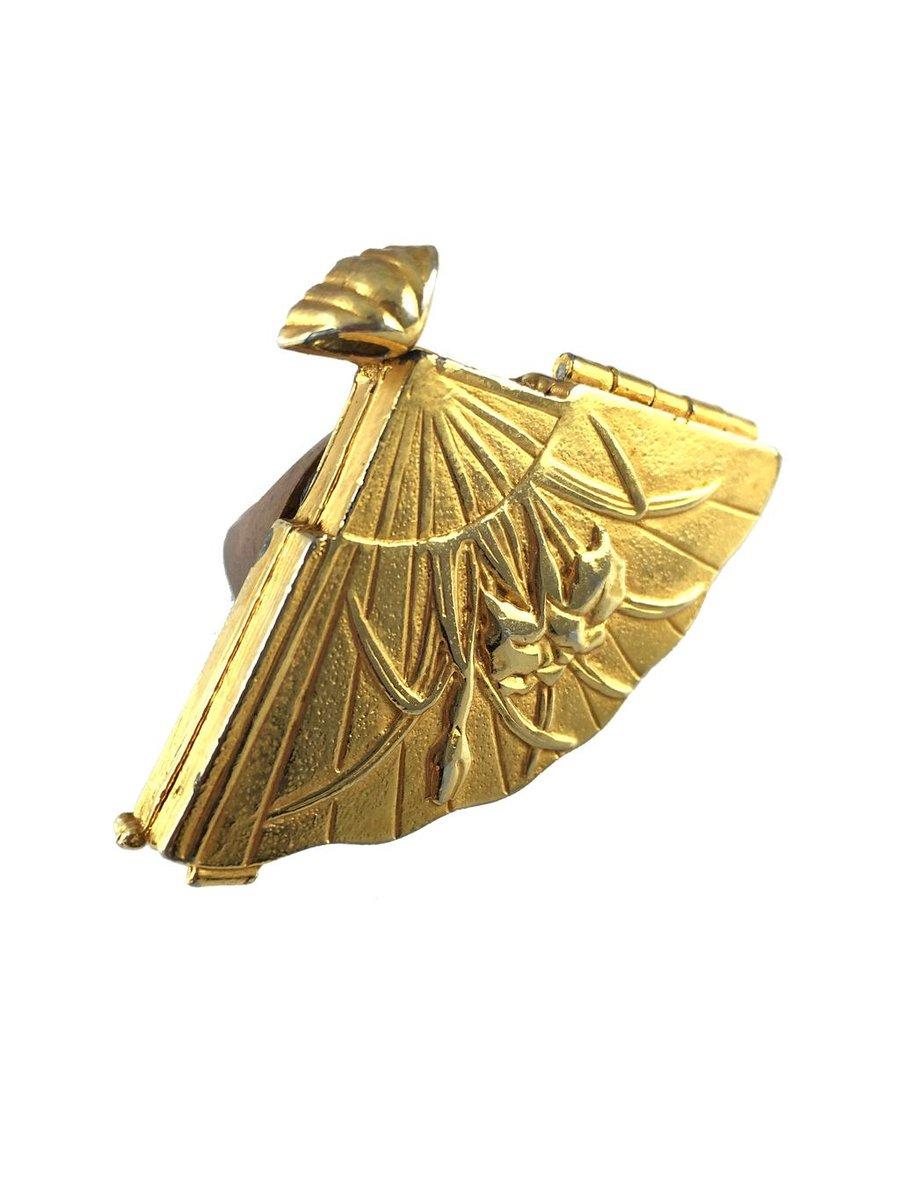 MizDragonfly Geisha Ring