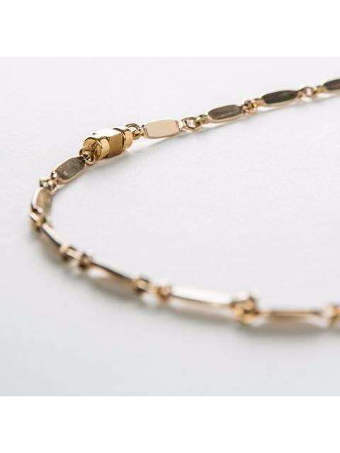 Monoxide Style Aya Layering Chain - Gold