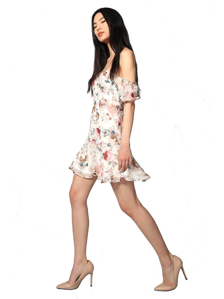 Duchess of Anarchy Phi Phi Mini Dress
