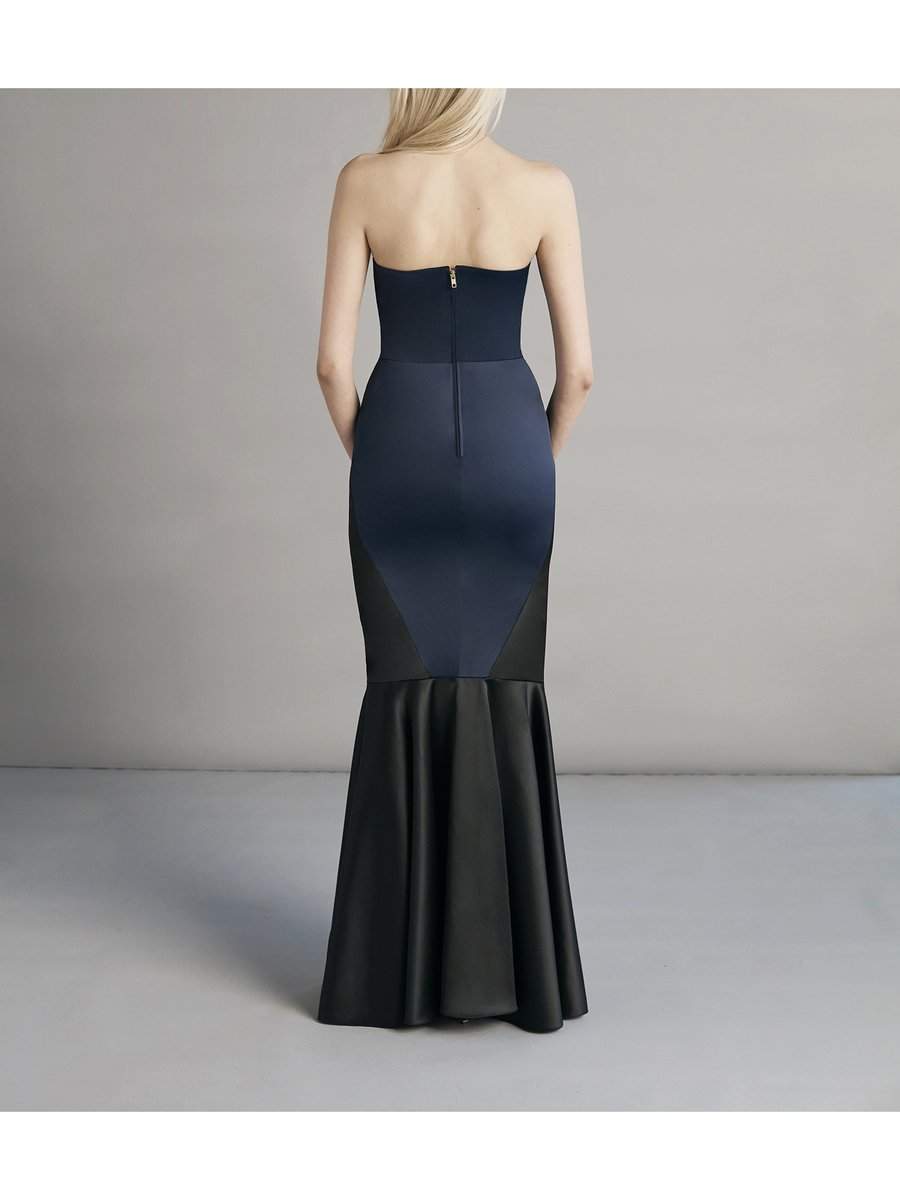 SARAH BOND Valie Midnight Dress